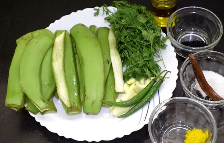 Banana Peel Chutney Recipe