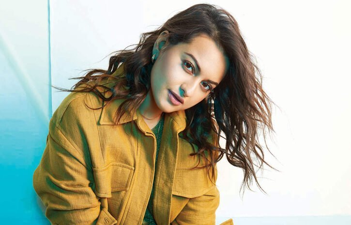 Actress Sonakshi Sinha's Hidden Love Side Reveals