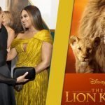 Meghan met Beyonce at The Lion King