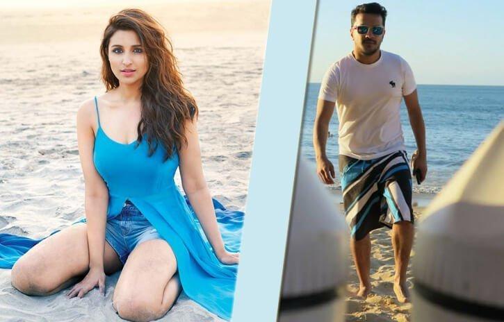 Parineeti Chopra boyfriend Charit Desai