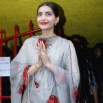 Sonam Kapoor Ethnic Outfit
