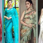Drape Sarees like Bollywood Divas for the Ganesh Chaturthi