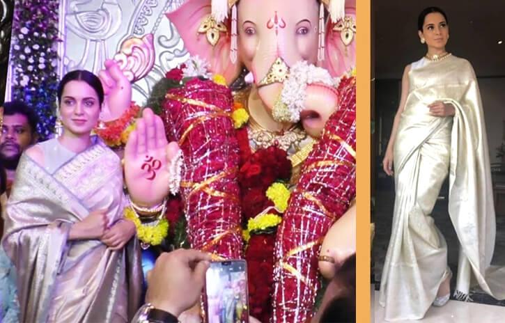Kangana-Ranaut-Ganesh-Chaturthi