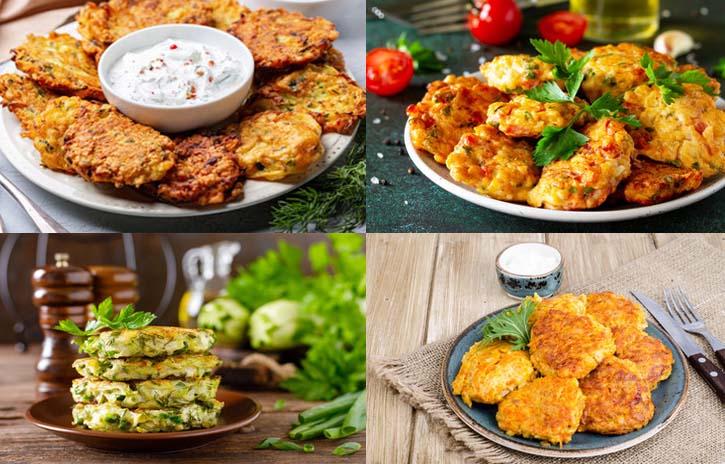 Pakoras or Fritters