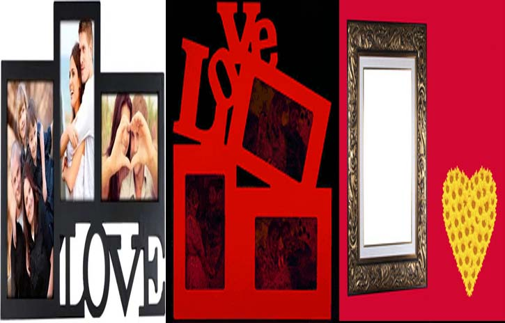 photo-frames for Valentine's Day