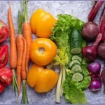 skincare from vegetables