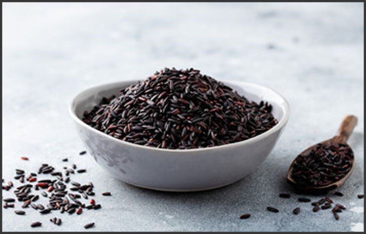 black rice health benefits
